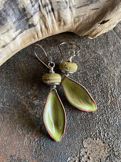 Pistachio Leaves