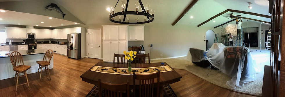 Painting - Exterior Home Paint - Painting Contractor - House Painter - Salem, OR - Salem Oregon INTERIOR REMODEL