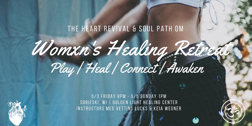 Womxn's Healing Retreat