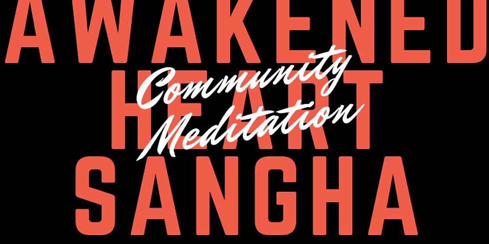 Community Meditation: November @ Healium