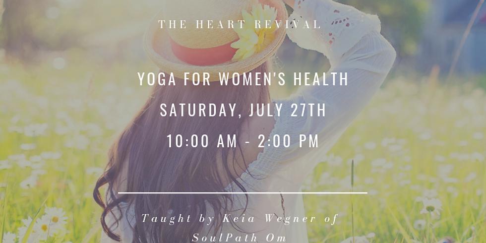 Yoga for Women's Health