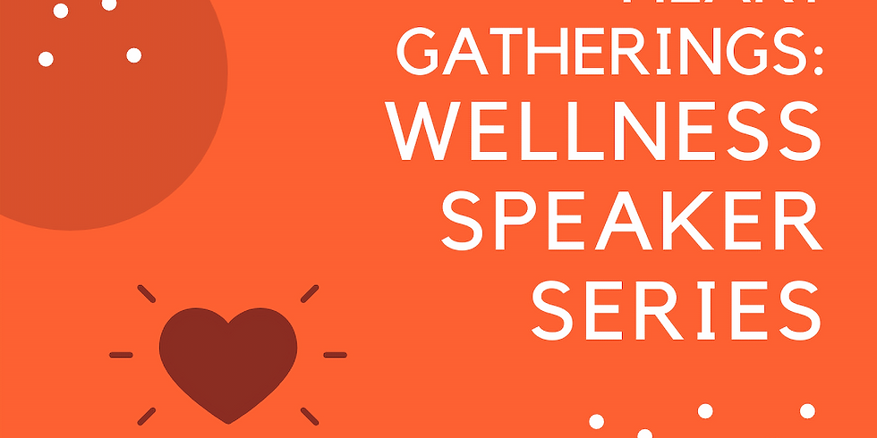 """Wellness Speaker Series: """"The Power of Asking for Help"""" with Dr. Joanna Love"""