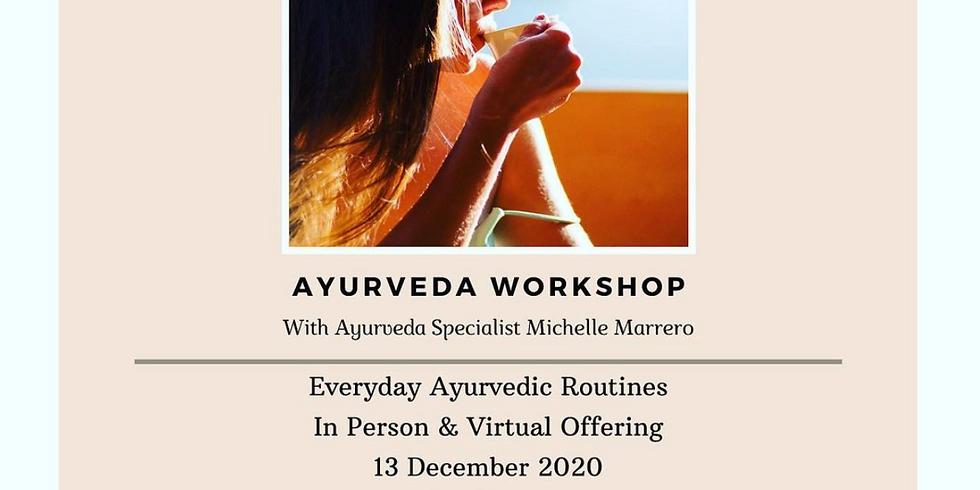Everyday Ayurveda Routines