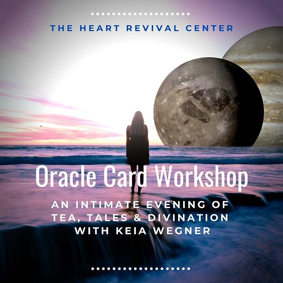 Oracle Card Workshop with Keia