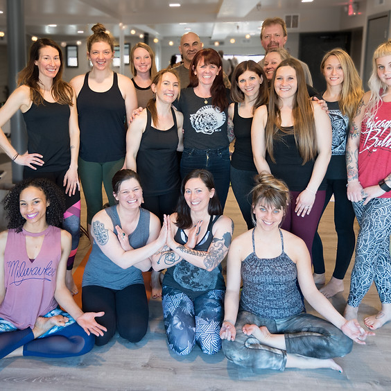 Healium Hot Yoga 200 Hour Teacher Training