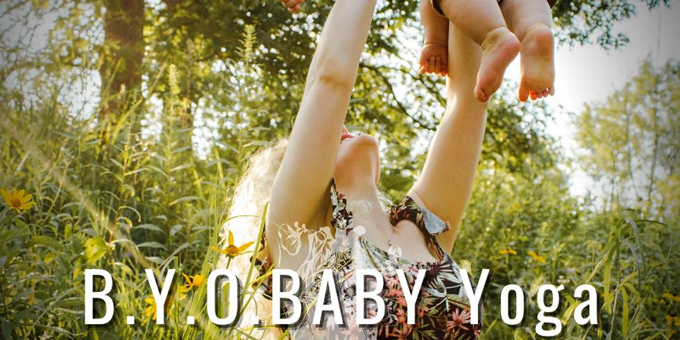 B.Y.O.Baby Yoga Series