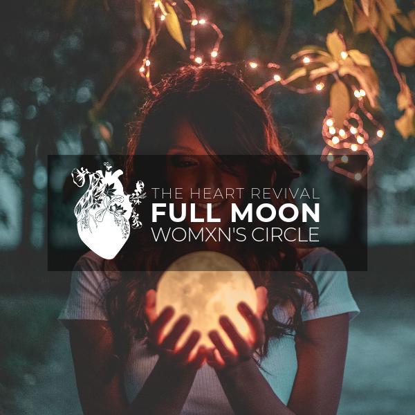 Full Moon Circle : Buck Moon in Capricorn