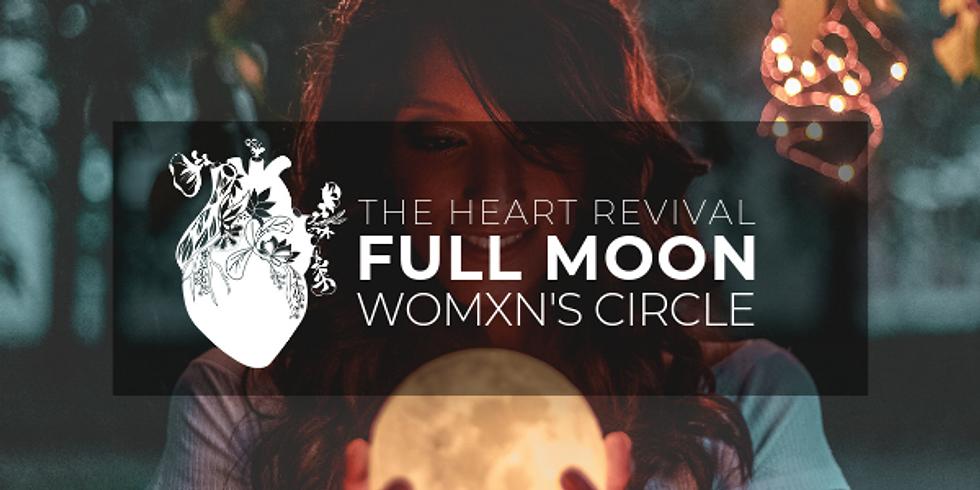 Full Moon Circle : Strawberry Moon in Sagittarius