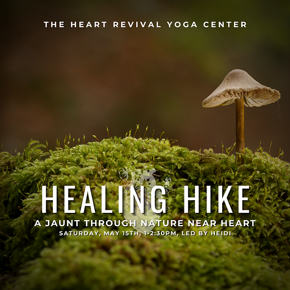 Healing Heart Hike