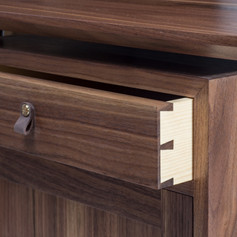 Potbelly Side Table Detail
