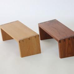 Dovetail Meditation Benches