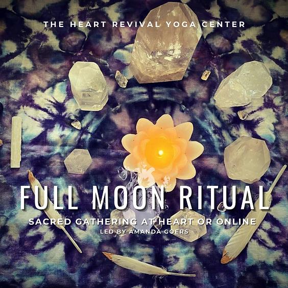 Full Moon Ritual for All