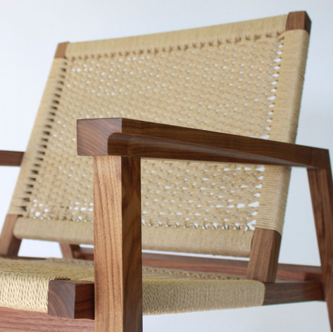 Easy Chair Detail