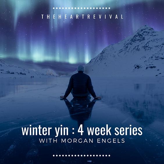 Winter Yin: 4 Week Series