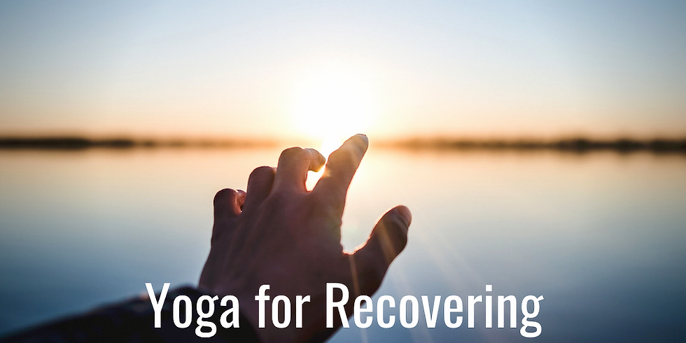 Yoga for Recovering Perfectionists & People-Pleasers