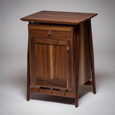 Potbelly Side Table