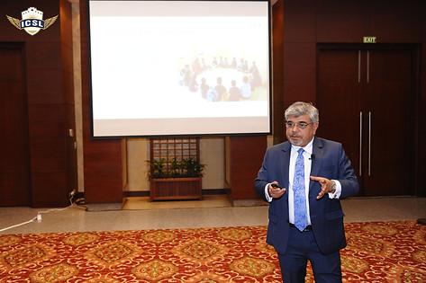 Dr. Atul Nischal, Founder-Director, ICSL