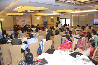 Delegates at ICSL Mylestone School Leadership Summit at India Habitat Centre