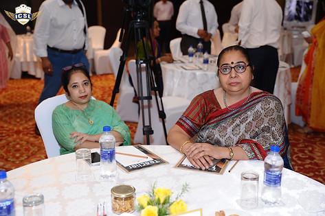 (L-R) Ms. Jaspreet Kaur, Ms. Priya Dhall