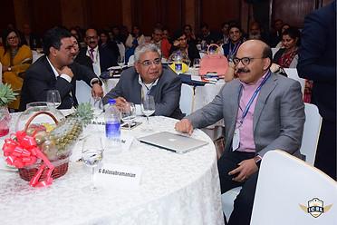 (Left to Right) Mr Himanshu Gupta, Dr Atul Nischal & Mr Dinesh Jhunjhnuwala