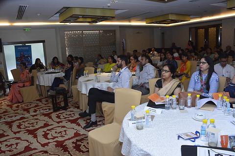 Delegates at ICSL Mylestone School Leadership Summit (Delhi Chapter)
