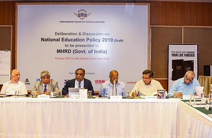 (L - R) Mr. Suraj Prakash, Dr. Atul Nischal, Mr. G. Balasubramanian, Mr. S.L. Jain, Dr. Rajesh Hassija & Mr. M. P. Sharma