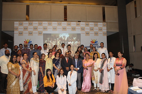 ICSL Mylestone School Leadership Summit, J W Marriott, Chandigarh