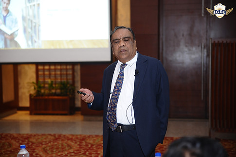 Mr. G. Balasubramanian, Chaiperson, Board of Advisors, ICSL
