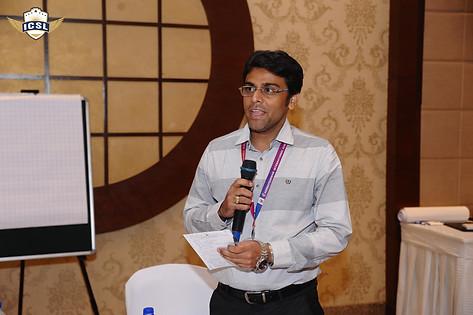 Mr. Anuj Manchanda, Headmaster, Sri Venkateshwar International School, New Delhi