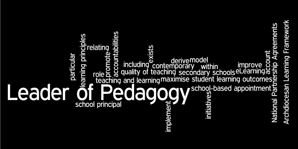 Pedagogical Leadership