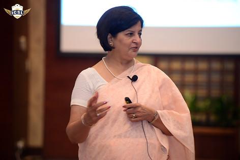 Ms. Sangeeta D. Krishan