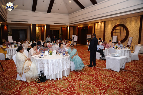 School Leaders at LEADING in Chaos ICSL School Leader Transformation Program on 12th & 13th July 2019 at Jaypee Greens Golf & Spa Resort, Greater Noida