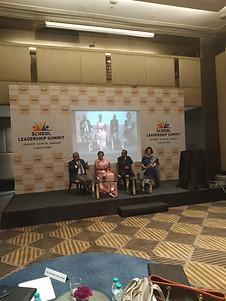 Dr. Atul Nischal addressing school leaders.
