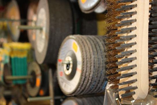 Eisenwaren, Flex Trennscheiben