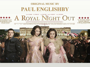 A ROYAL NIGHT OUT GOES STATESIDE