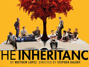 Out Now - Soundtrack to The Inheritance