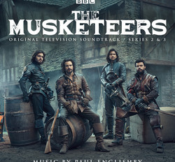 MUSKETEERS SERIES 2&3 ORIGINAL TELEVISION SOUNDTRACK