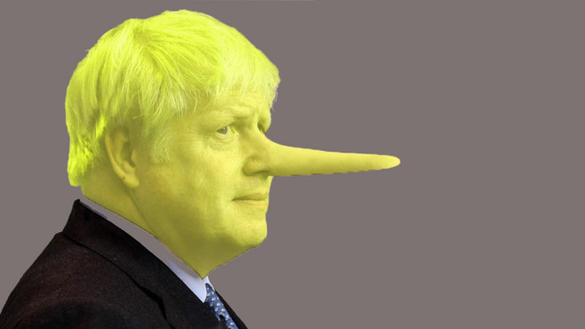 Johnson's Lies & Cowardice Are Turning The Tide For Labour - Even With Tories