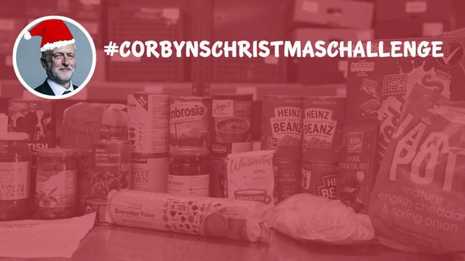 #Corbyn'sChristmasChallenge Snowballs!