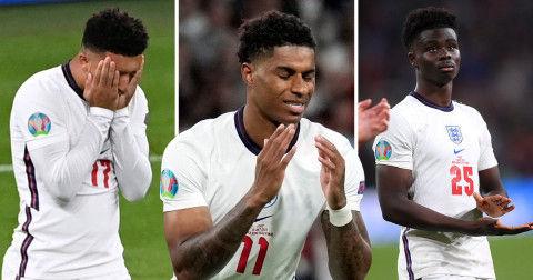 Tories' Hypocrisy Over Euro 2020 Racism