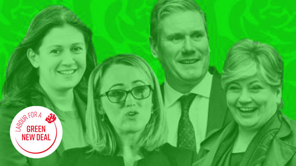 How Green Is Your Candidate? Campaign Group Challenges Candidates' Climate Credentials