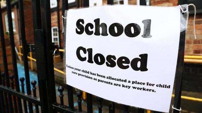 'Stay Home' NEU Secretaries Tell School Staff