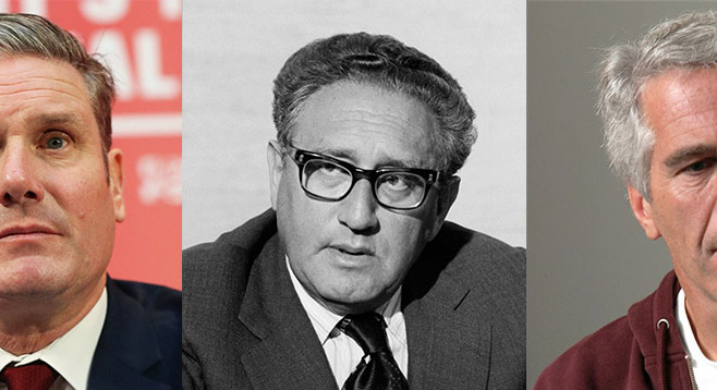 What Do Sir Keir Starmer, Henry Kissinger & Jeffrey Epstein Have In Common? A Powerful Organisat