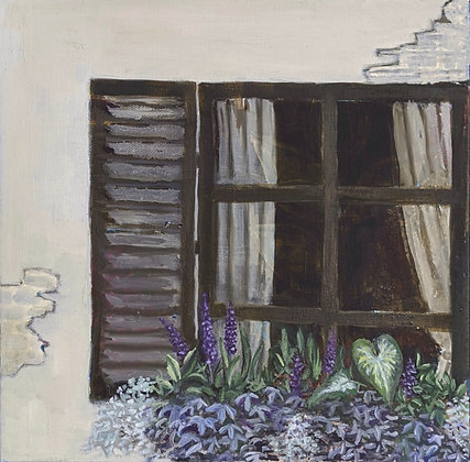 The window planter