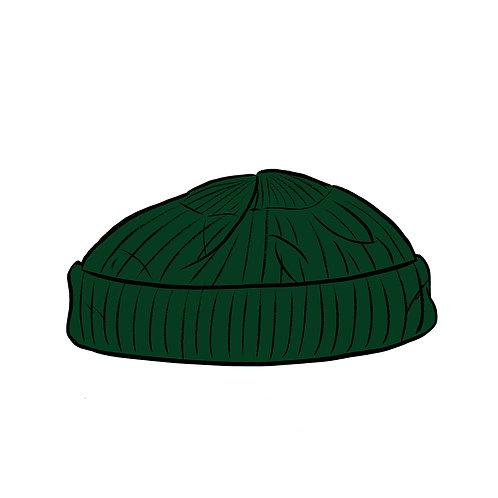 Deck Hat  Tannen  Grün