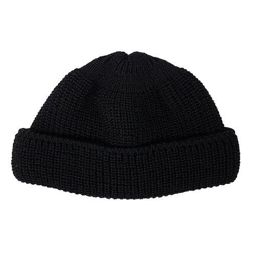 Deck Hat - Schwarz (Black)