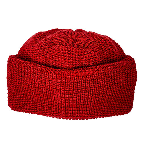 Mechanics Hat - Safety Red