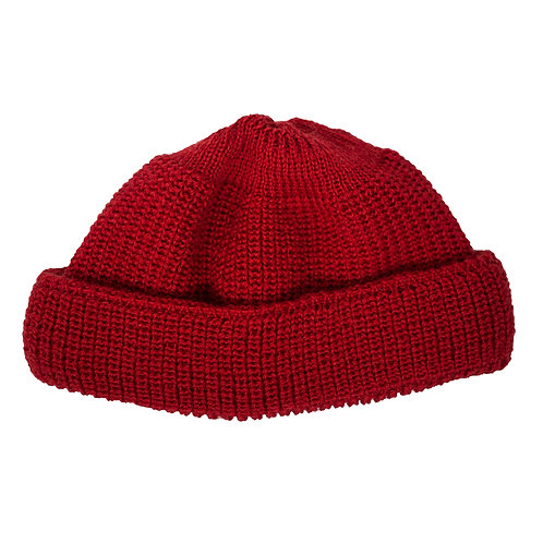 Deck Hat - Safety Red