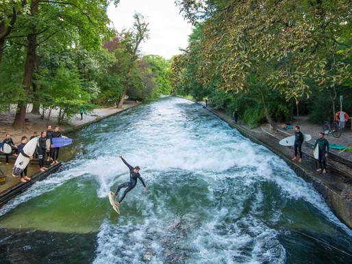 Sliding Bavaria                                                     The Endless Wave of Munich