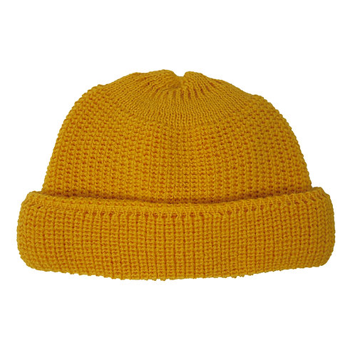 Deck Hat - Gold